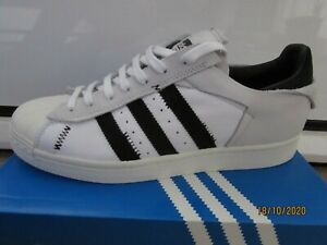 Genuine Adidas Superstar 80`s Mens Trainers size UK 7.5 , Eur 41 Sneakers