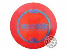 Used Discraft Elite Z Nuke Ss 173g Red Blue Foil Distance Driver Golf Disc