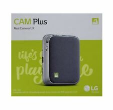 LG CAM Plus Real Camera UX Attachment for LG G5 Smartphone CBG-700 Silver/Gray