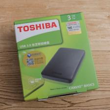 Toshiba 3 TB HDD external hard drive 3TB hd externo hard disk portable hard disk