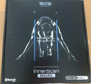 TANITA Body Composition Monitor RD-800-BK Inner scan dual Made in Japan New FS