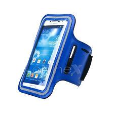 Brazalete Deportivo Neopreno AZUL para Samsung Galaxy S6 Edge (G925) a359
