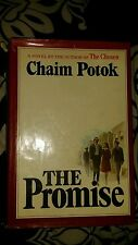SIGNED! The Promise by Chaim Potok (1969, HC) 1ST ED 1st printing