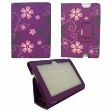 Pink Synthetic Leather Tablet & eReader Cases, Covers & Keyboard Folios for Amazon