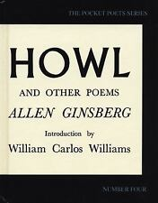 Howl and Other Poems [City Lights Pocket Poets Series]
