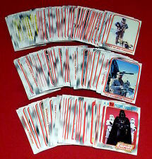 1980 EMPIRE STRIKES BACK SINGLES *** NM-MINT STAR WARS CARDS *** FREE SHIPPING