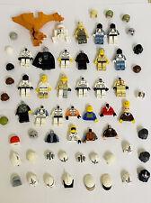 Lego Star Wars MiniFigure Helmets Spares Trooper Vader Genuine Job Lot