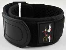 Luminox watch band 32mm Black nylon  strap Navy Seal Series 3050 3080 3000 8800