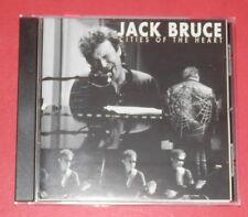Jack Bruce - Cities of the heart -- 2er-CD / Rock