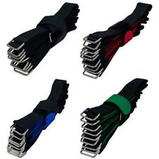 10x Hook + loop fastener 800x38mm Cable tie reusable ribbon crossed