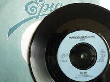 Miami Sound Machine – Dr. Beat   A 4614    VINYL NEAR MINT