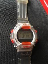 VINTAGE e molto da collezione COCA COLA XT-1 Sport Orologio Cronografo Perfetto