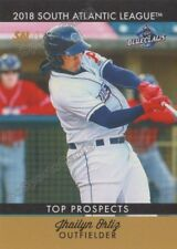 2017 South Atlantic League All Star ND Trevor Bettencourt RC Rookie Phillies