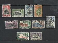 Used George V (1910-1936) Ceylon Stamps