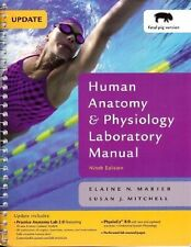 Human Anatomy And Physiology Laboratory Manual Fetal Pig Version by Marieb