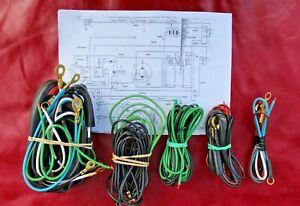 K750 K650 MW750 6V ELECTRICAL INSTALLATION WITH DIAGRAM