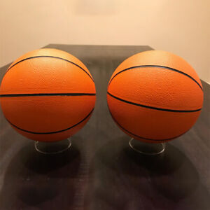 Round Display Stand Holder Ring Pedestal For Basketball Volleyball Bowling Ball