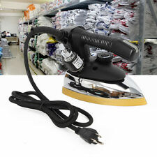 60~220℃ Commercial Industrial Electric Steam Iron Quick Heat + 3L Tank 1000W