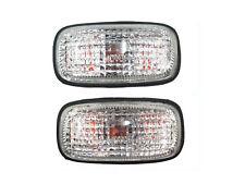 Clear Indicator blinker Turn light Fit Nissan Skyline R34 Cefiro A32 A33 GTR R33