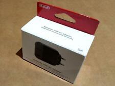 Nintendo USB AC Adapter, para Switch Pro / NES / SNES Classic. Pal. a estrenar.
