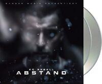 """KC Rebell """"abstand"""" CD + DVD NEU Album 2016"""