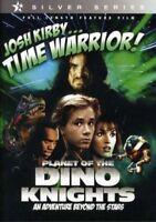Josh Kirby:Planet of the Dino  (DVD) NEW