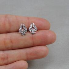 Eagle Post Earrings - 925 Sterling Silver - Flying Eagle Stud Earrings NEW