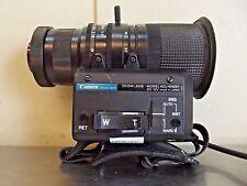 Canon J12x10-16PZ Zoom Lens w/ Model VCL-1012YS Controller-M1257