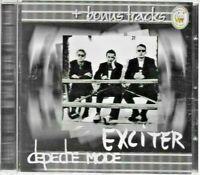 Depeche Mode - Exciter + bonus tracks - CD 2001 Panda World Music - UK FREEPOST