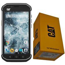 BNIB Caterpillar CAT S40 Black/Silver 16GB Dual-SIM Factory Unlocked 4G/LTE GSM