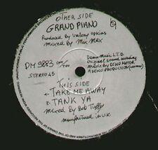 Demo Motor - Grand Piano / Take Me Away / Tank Ya - 1989 Demo Music Uk DM 9883