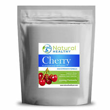 Cherry 550mg Capsules  - Montmorency Cherry UK Supplement 60 Capsules