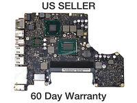 """Apple Macbook Pro 13"""" A1278 Mid 2012 Logic Board w/ i7-3520M 2.9Ghz CPU 661-6589"""