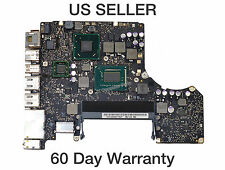 "Apple Macbook Pro 13"" A1278 Mid 2012 Logic Board w/ i7-3520M 2.9Ghz CPU 661-6589"