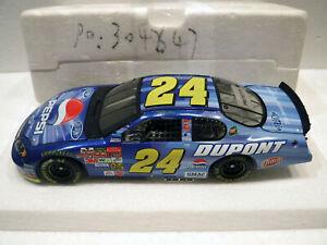#24 JEFF GORDON 2003 **PROTOTYPE** Pepsi Shards Talladega 1/24 Action/RCCA PROTO