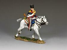 """King and Country NA433 """"KGL Trumpeter"""" Napoleonic Era 1:30 Metal Toy Soldier"""