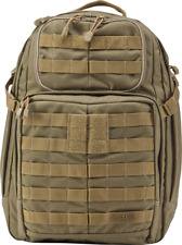 5.11 Tactical RUSH 24 Gear Bag Backpack MOLLE Pack Sandstone 58601