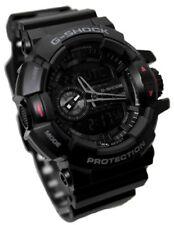 Casio Reloj, g Shock, Luz Led, 5 alarmas, temporizador, GA-400-1BER, nuevo