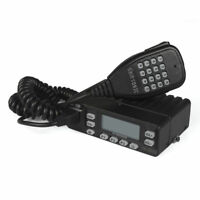 Leixen VV-898E 136-174/400-480MHz Car Mobile Two Way Radio HP 5W/10W/25W 199CH
