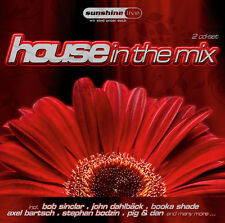 CD House In The Mix Volume 2 von Various Artists 2CDs