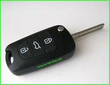 Hyundai Klapp-Schlüssel Gehäuse i20 i30 ix35 ix20 Elantra 3-Tasten key cle i10