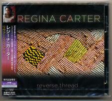 Regina Carter - Reverse Thread +1 Bonus / Japan CD / Jazz NEW! Sealed! OOP Rare!
