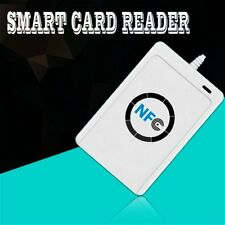 Nfc Acr122U Rfid Contactless Smart Reader Usb + 5X Ic Card Nd
