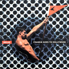 Frankie Goes To Hollywood CD Single Relax - France (G/G)