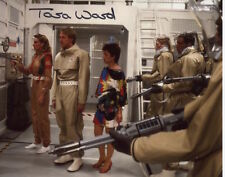 Tara Ward Photo Signed In Person - Doctor Who - C669