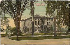 Normal School in Keene NH Postcard 1914