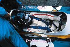 Graham HILL BRABHAM bt34 Olandese GRAND PRIX 1971 fotografia 4
