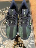 Nike Air Zoom Pegasus 35 Turbo Running Shoes Black AJ4114-004 Men's Size 10.5