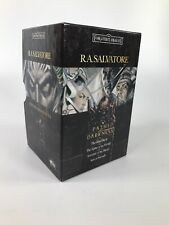 Paths of Darkness: Paths of Darkness Gift Set Bks. 1-3 by R. A. Salvatore...
