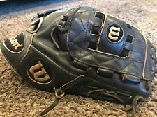 "Wilson A2000 ASO 12"" Pro Stock Baseball Glove RHT Game Ready"